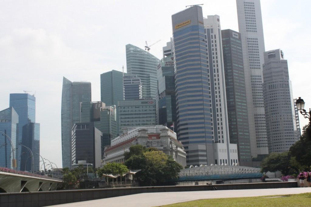 экономика Сингапура – одна из самых конкурентоспособных в мире