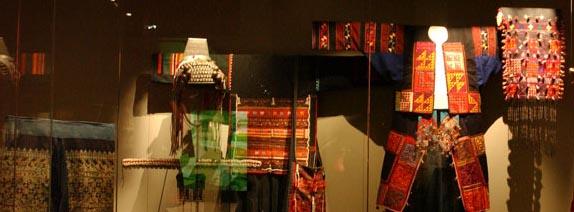 Одежда в китайской галерее