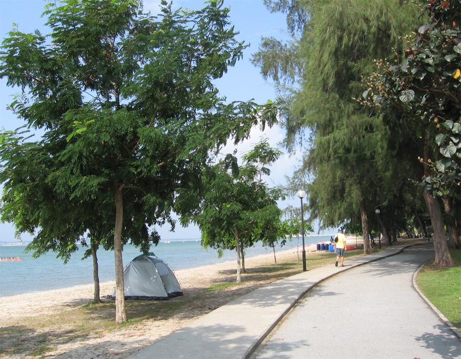 Парк ChangiCoast