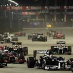 Гран-при Сингапура.Ночная гонка по улицам Сингапура