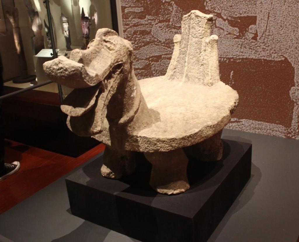 Каменный трон -оса-оса