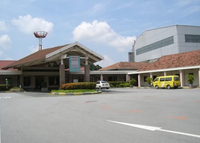 Аэропорт Селетар(Seletar)