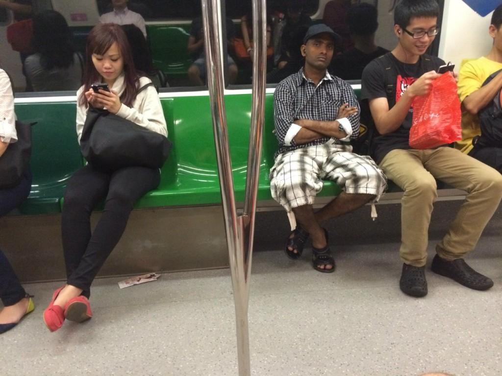 Сингапур — город космополит