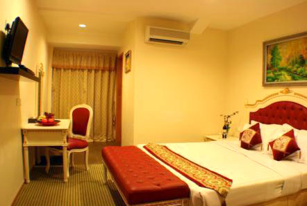 Номер отеля Victoria Hotel
