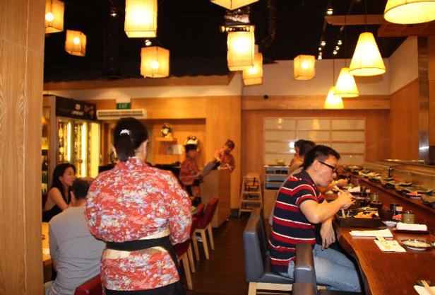 Ресторан Akashi Japanese