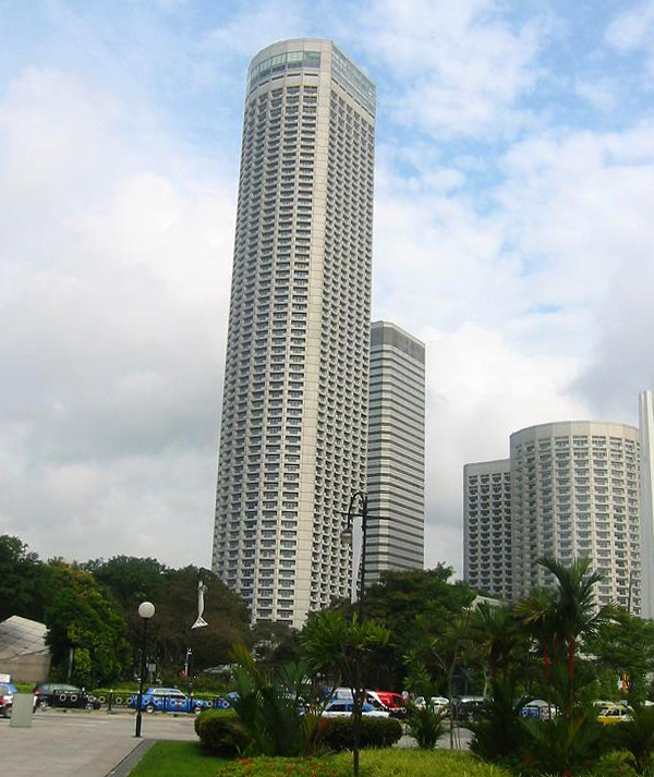 Отель Swissotel в Сингапуре