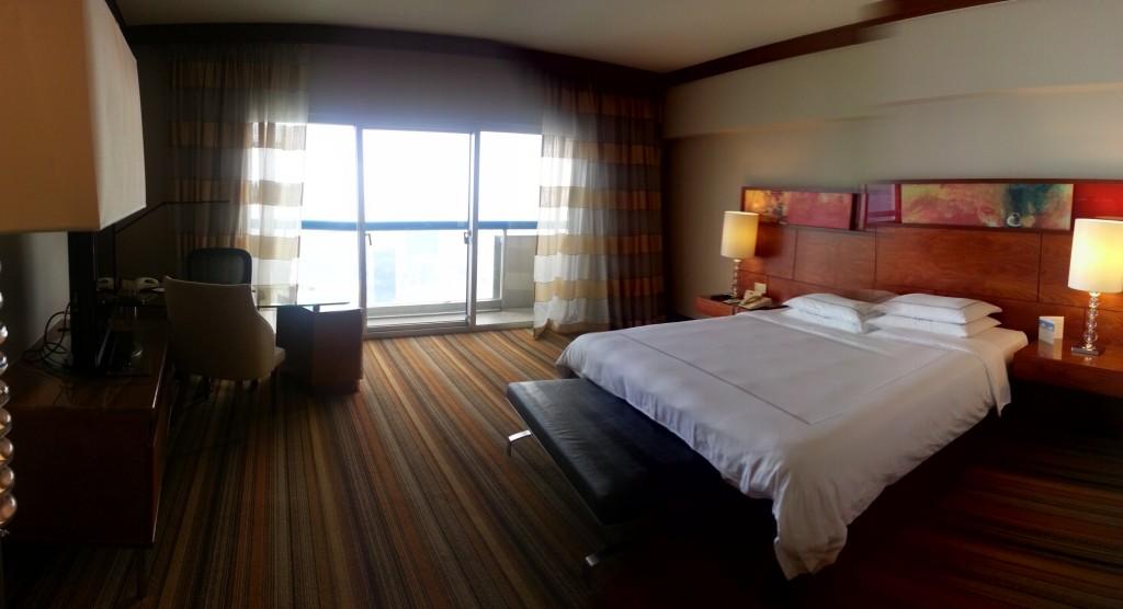 Номер отеля Swissotel