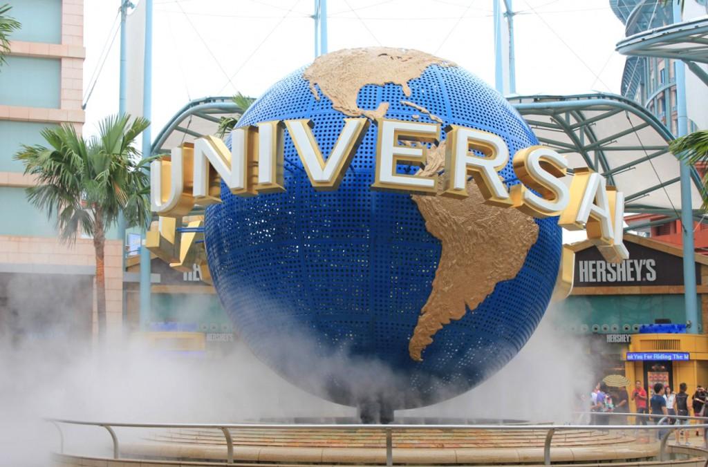 Парк развлечений Universal Studios
