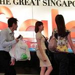 Шоппинг в Сингапуре
