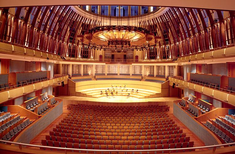 Концертный зал Эспланады