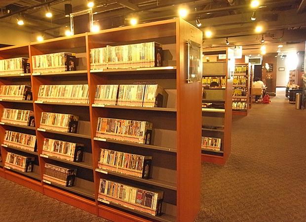 Библиотека Эспланады